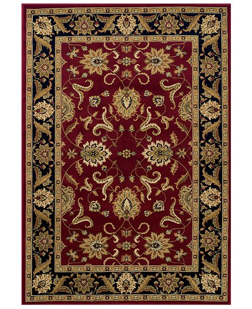 Dalyn CLOSEOUT! St. Charles STC524 Red Area Rugs