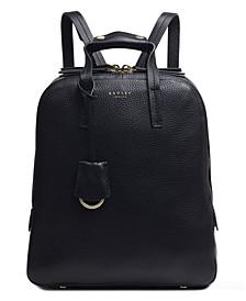 Dukes Place Medium Leather Backpack
