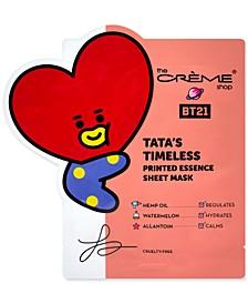 BT21 Tata's Timeless Printed Essence Sheet Mask, 3-Pk.