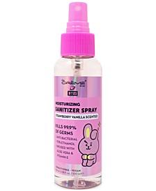 BT21 Moisturizing Sanitizer Spray, 3.38-oz.