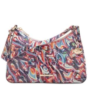 Esme Leather Shoulder Bag