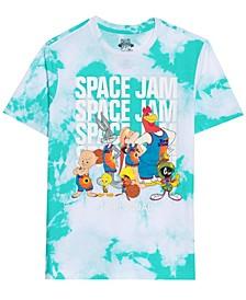 Men's Space Jam Giant Pose Graphic T-shirt