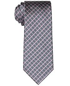 Men's Seasoned Check Slim Tie