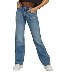 80s Wide-Leg Jeans