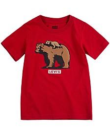 Baby Boys Papa Bear T-shirt