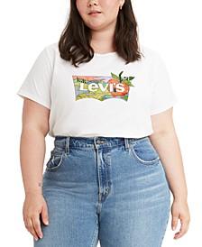 Plus Trendy Perfect Logo T-Shirt