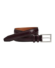 Men's Double -Pinked Belt