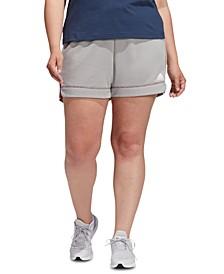 Essentials Plus Badge of Sport Shorts