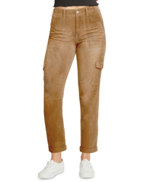 Factory Rolled Cuff Cargo Pants