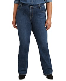 Plus Size 725 High-Rise Bootcut Jeans