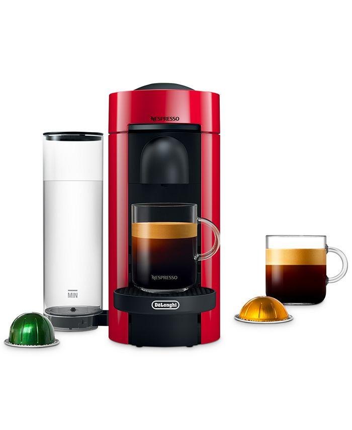 De'Longhi - Nespresso Vertuo Plus Coffee & Espresso Machine
