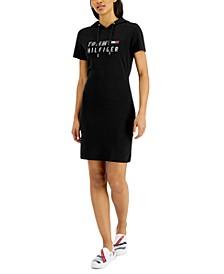 Women's Hooded Bodycon Dress