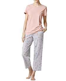 Modern Classic Skimmer Pajama Set