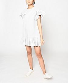Women's Mini Shift Dress