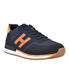 Men's Mainer Lace Up Retro Jogger Sneakers