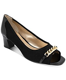 Jerinna Dress Heels, Created for Macy's