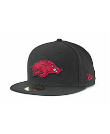 New Era Arkansas Razorbacks NCAA AC 59FIFTY Cap