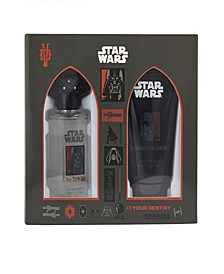Star Wars Darth Vader Eco Eau De Toilette Spray and Shower Gel Gift Set, 2 Piece
