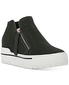 Women's Gate Knit Wedge Sneakers