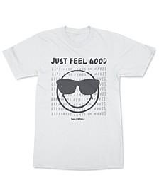 Men's SmileyWorld® Just Feel Good T-Shirt