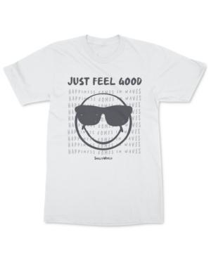 Men's SmileyWorld Just Feel Good T-Shirt