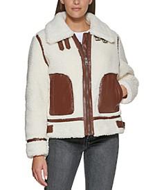 Sherpa Moto Coat