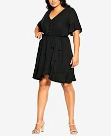 Plus Size Swish Dress