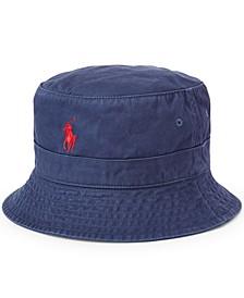 Men's Cotton Chino Bucket Hat