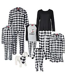 Buffalo-Check Plaid Pajamas Collection