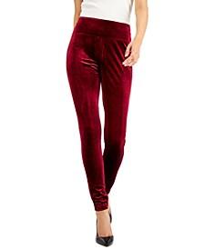 Velvet Non-Seam Skinny Leggings, Created For Macy's