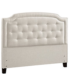 Malinda Upholstered King Headboard