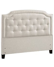 Malinda Upholstered California King Headboard