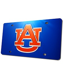 Auburn Tigers License Plate