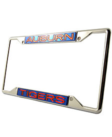 Stockdale Auburn Tigers Laser License Plate Frame