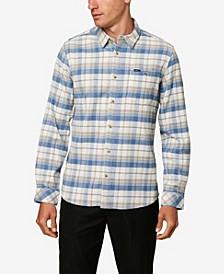 Men's Redmond Plaid Stretch Shirt