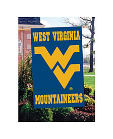 Party Animal West Virginia Mountaineers Applique House Flag