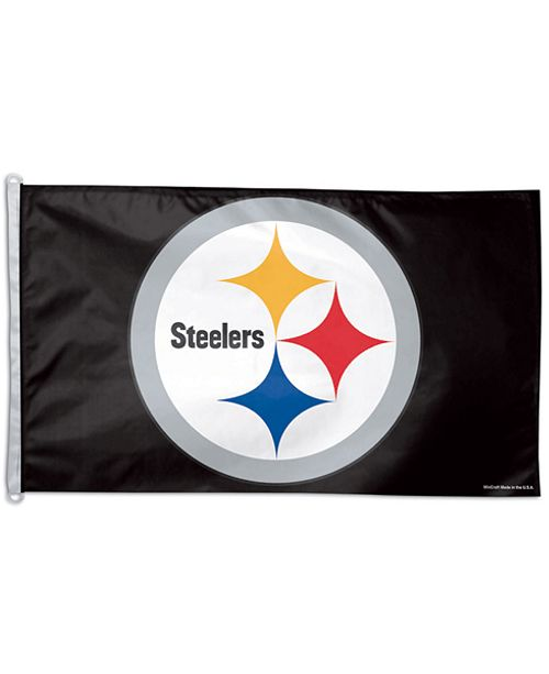 Nike Wincraft Pittsburgh Steelers Flag