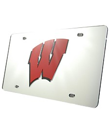 Stockdale Wisconsin Badgers License Plate
