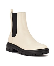 Women's Saleema Chelsea Lug Sole Boots