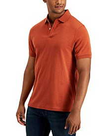 Men's Soft Touch Interlock Polo, Created for Macy's