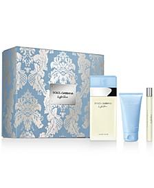 DOLCE&GABBANA 3-Pc. Light Blue Eau de Toilette Gift Set