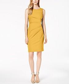 Sunburst Sheath Dress