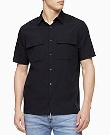 Men's Stretch Double-Pocket Shirt