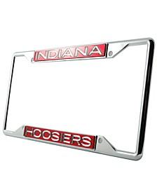Indiana Hoosiers Laser License Plate Frame
