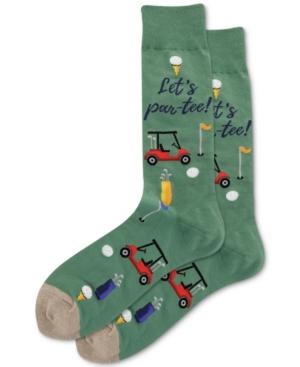 Men's Lets Par-Tee Socks