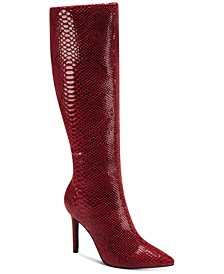 Women's Rajel Dress Boots, Created for Macy's