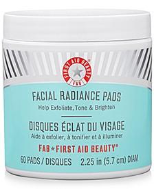 Facial Radiance Pads, 60-Ct.