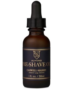 Heritage Almond Pre-Shave Oil