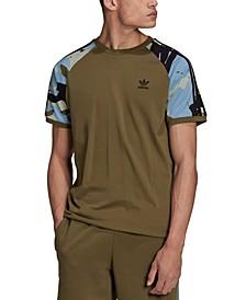 Men's Originals Camo-Sleeve T-Shirt