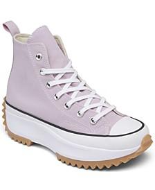 Women's Run Star Hike Color Platform High Top Sneaker Boots